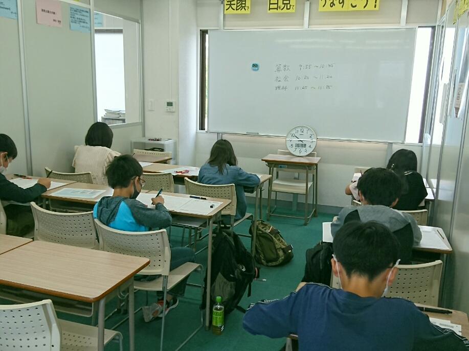 5月の中学受験模試