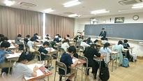 受験科保護者会&アタックテスト!